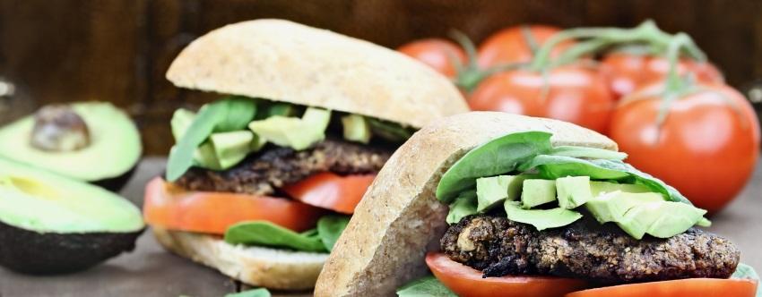 Fleischersatzprodukte für Veganer