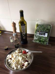 Grillicious Beilage fürs Grillen - Mediterraner Nudelsalat