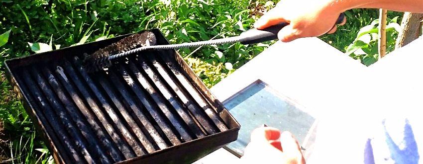 nach dem grillen ist vor dem grillen wertvolle tipps zum grill reinigen. Black Bedroom Furniture Sets. Home Design Ideas