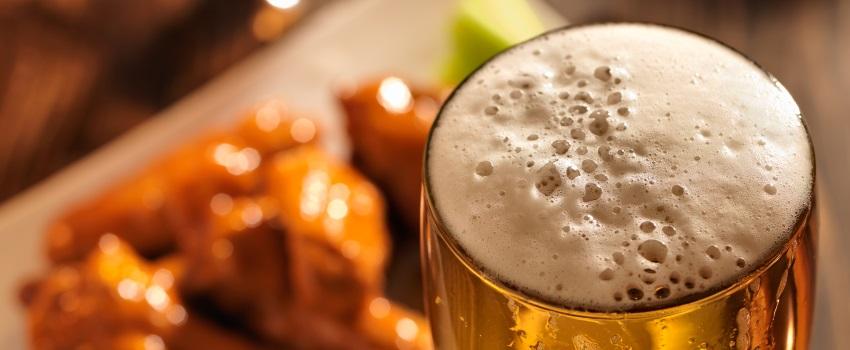 Grillen und Bier - Bierlöschen bringt nichts