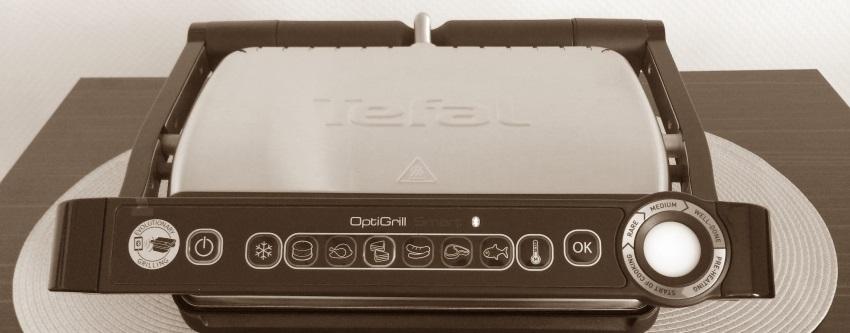 OptiGrill Smart mit Bluetooth