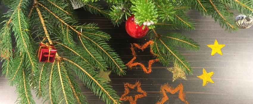 Frohe Weihnachten von Grillicious